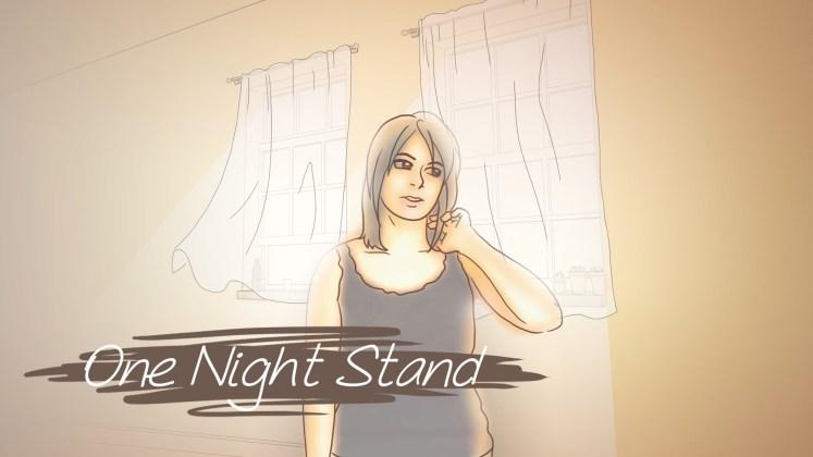 One Night Stand Key Art