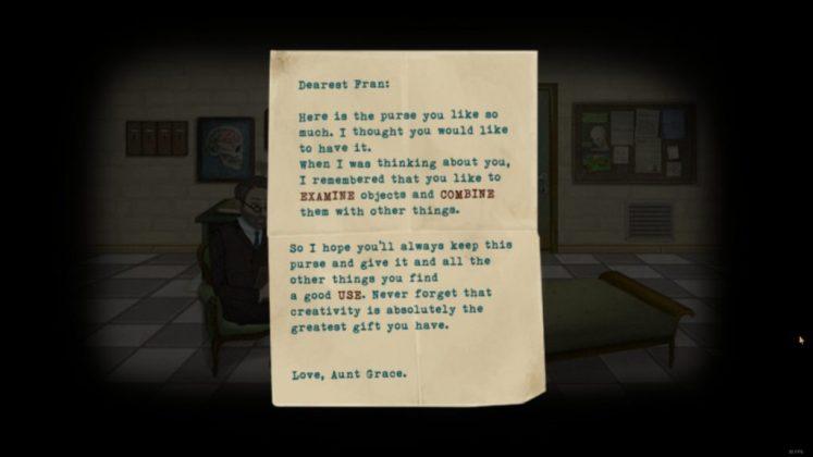 Fran Bow Screenshot - Teaching Fran to Suck Eggs!