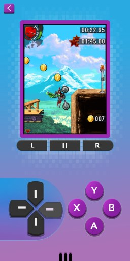 Gameloft Classics - Motocross Trial Extreme