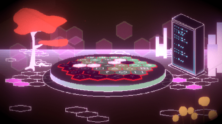 The Machine's Garden - The Control Room