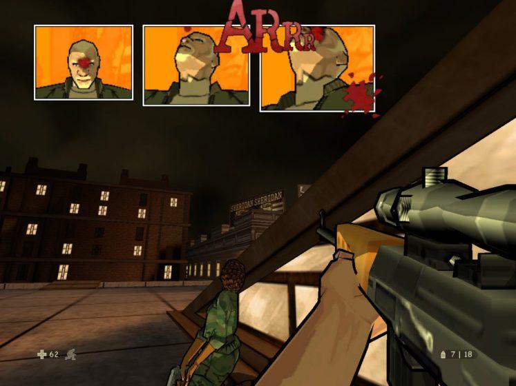 XIII - Sniper Killshot