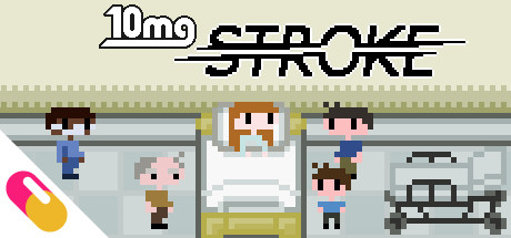 10mg Stroke - Key Art