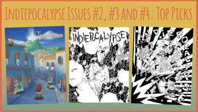 Indiepocalypse Issues 2, 3 and 4