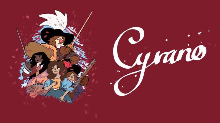 Cyrano Key Art