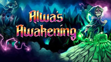Alwa's Awakening - Featured Image