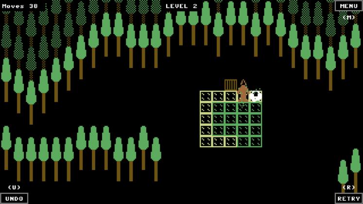 Dark Sheep - Stuck in Level 2