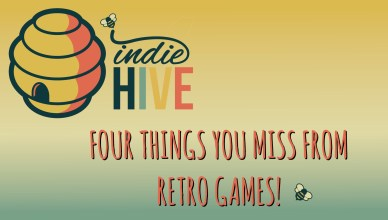 Four Things You Miss From Retro Games! - Featured Image