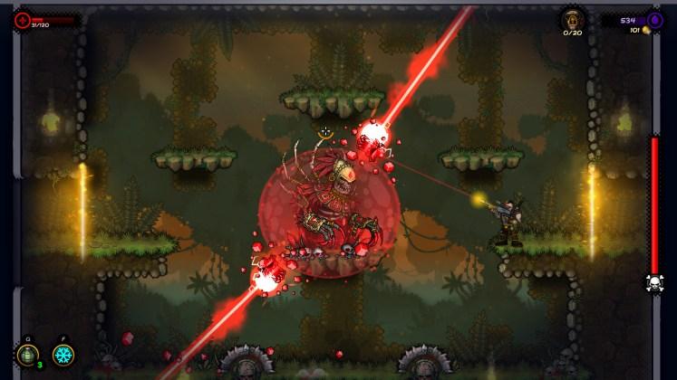 Fury Unleashed - Boss Fight