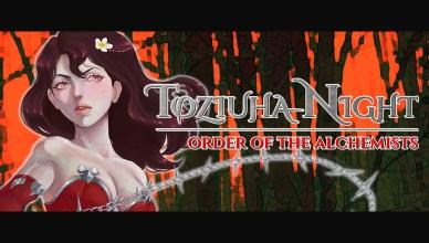 Toziuha Night - Order of the Alchemists Featured Image