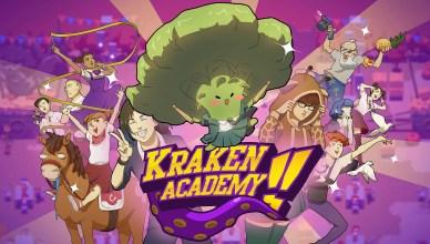Kraken Academy - Key Art