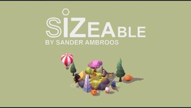 Sizeable - Key Art