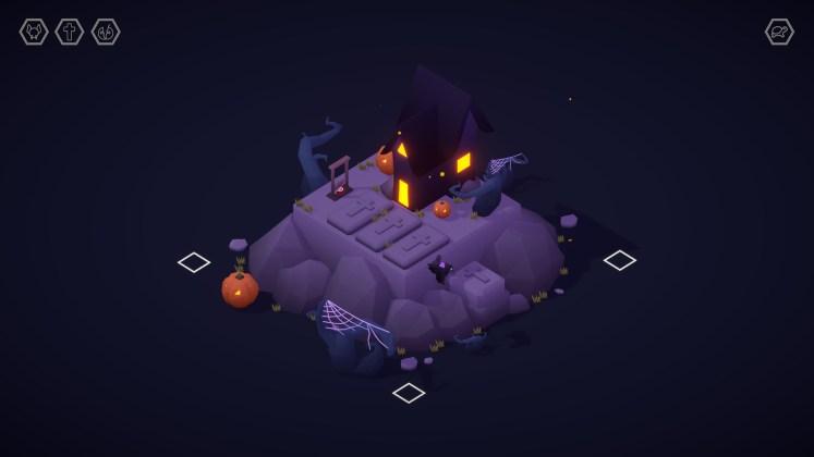 Sizeable Screenshot - Halloween Level