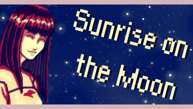 Sunrise on the Moon - Featured Image