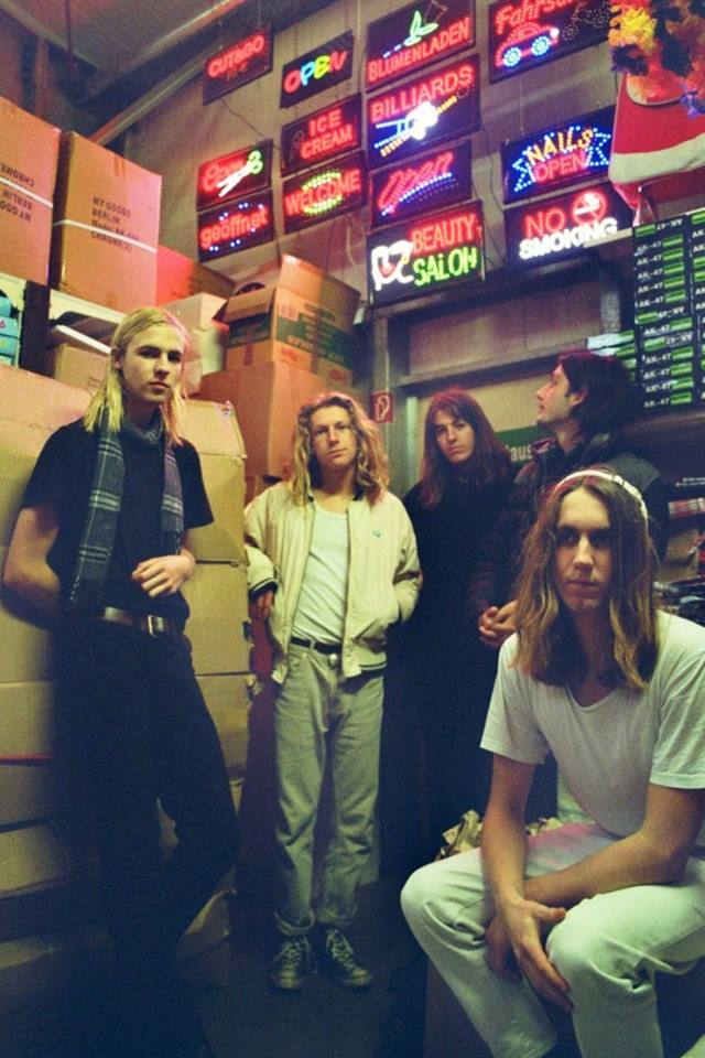 FUNK DISCO AND DAD JOKES WITH AUSTRALIAN BAND PARCELS