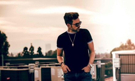Kris James gears up to release the exuberant 'Naive'