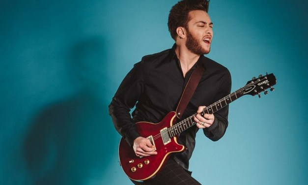 What The Media Is Saying About Blues Guitarist, Will Jacobs