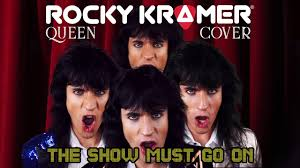 """Review: Rocky Kramer """"The Show Must Go On"""" by Bruce Kent"""