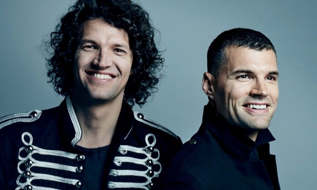 for KING & COUNTRY: Your 2020 Christmas anthem