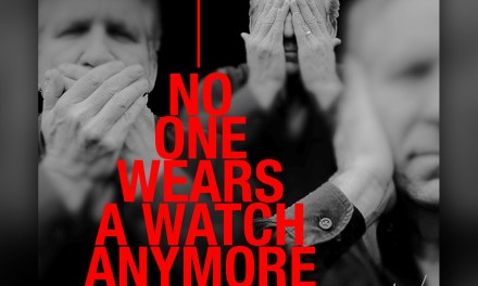 "John Vento Brings Social Consciousness On Latest Single ""No One Wears A Watch Anymore"""