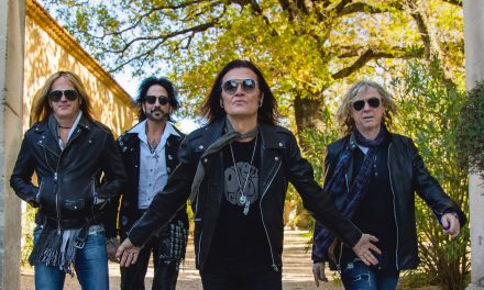 """Rock N' Roll band The Dead Daisies release new single """"Chosen and Justified"""""""