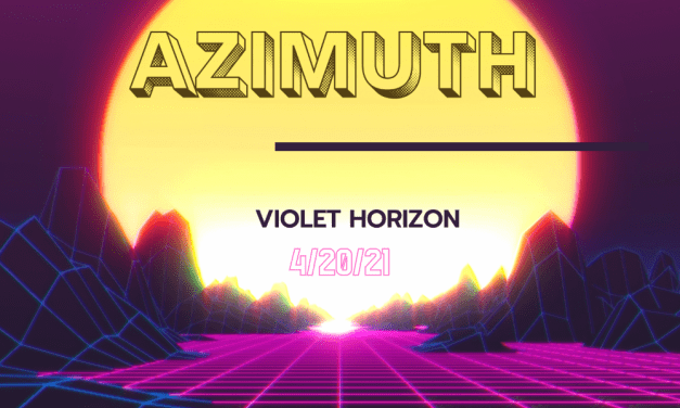 """Violet Horizon To Release New EP """"Azimuth"""" On April 20th"""