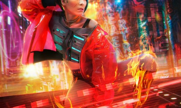 Don't Be a Working Dead! Shihori Releases Thrilling Single 'FIRE'