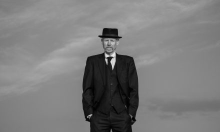 'Thought Provoking Songwriter & Poet, Martin Wardley, Interprets The World Through Different Perspectives In Intimate New Album, 'Naked To The Elements'