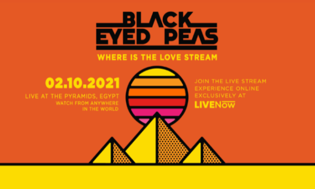 LIVENOW & ROBOMAGIC LIVE PRESENT: WHERE IS THE LOVE STREAM BLACK EYED PEAS LIVE FROM THE PYRAMIDS IN EGYPT