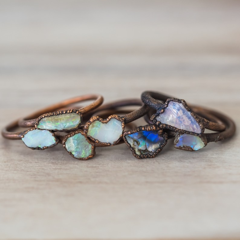Australian_Raw_Opal_and_Copper_Ring_Bohemian_Gypsy_Jewelry_Boho_Festival_Jewellery_Hippie_Style_Fashion_Indie_and_Harper