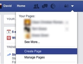 Create Your Facebook fan page