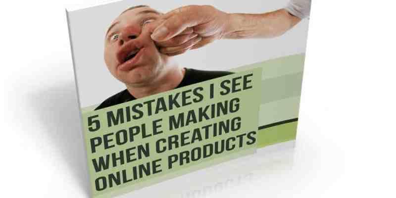 5 Internet Marketing Mistakes