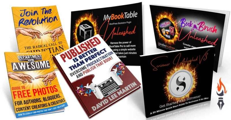 free self publishing manuals