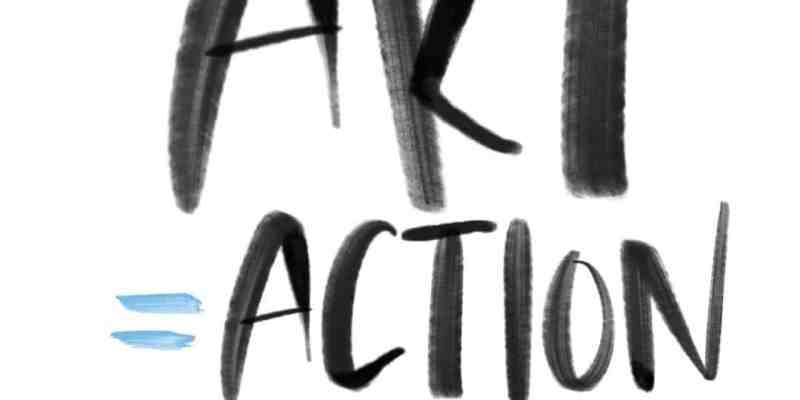Art = Action