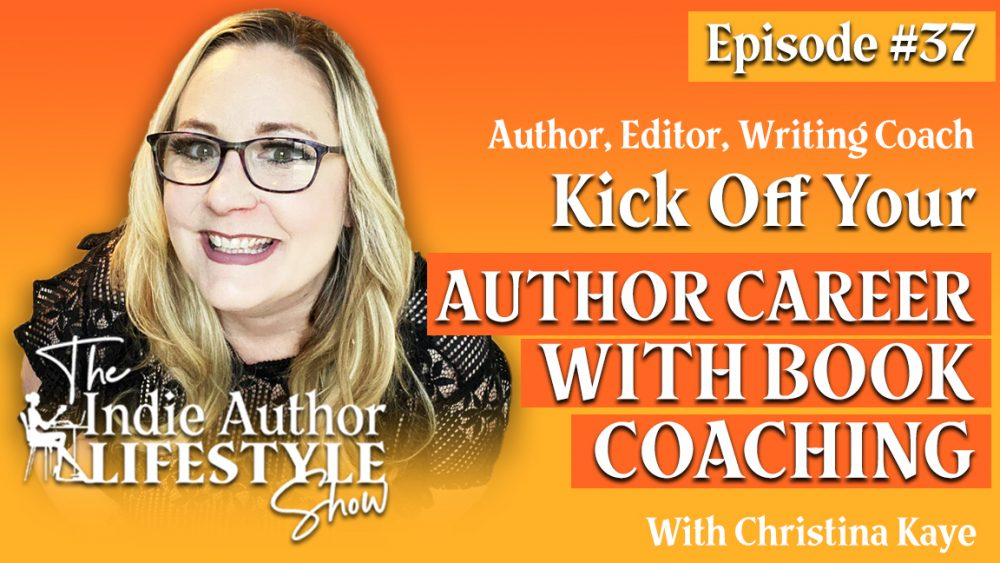 Book Coaching with Christina Kaye