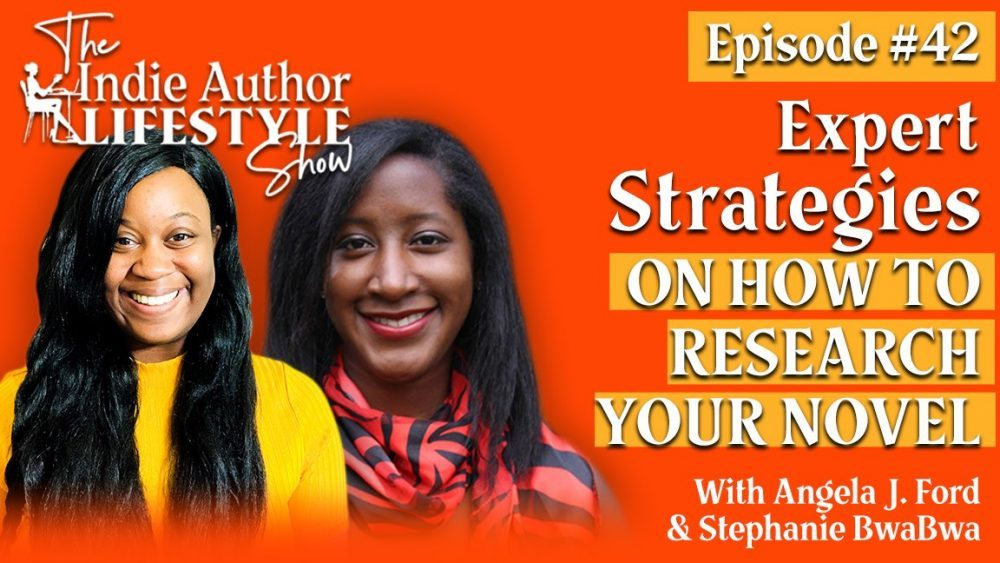 042: Expert Strategies on How to Research Your Novel