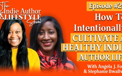 026: The Healthy Indie Author