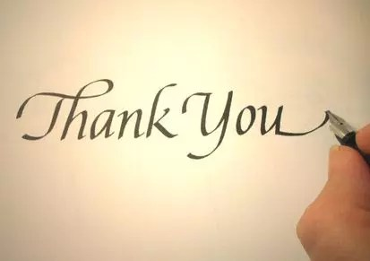 Image result for blog thank you