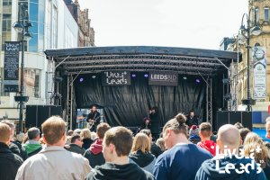 Glass Caves performing