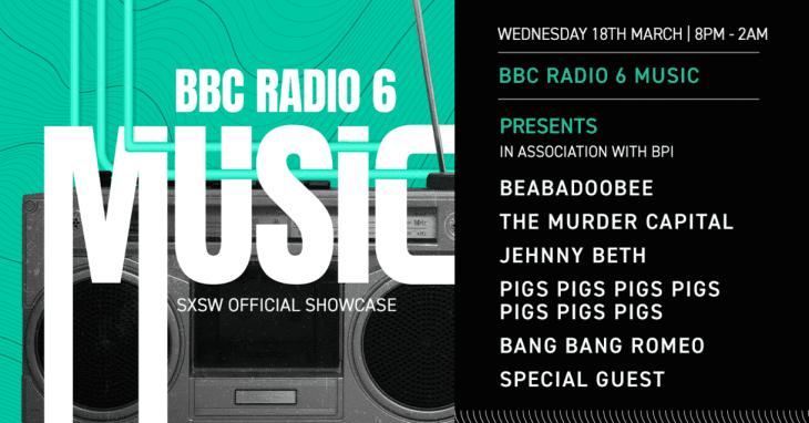 BBC Radio 6 with Steve Lamacq
