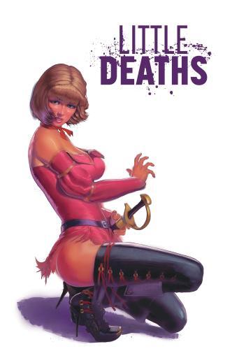 , Shonuff Studios Announces Little Deaths, The Indie Comix Dispatch