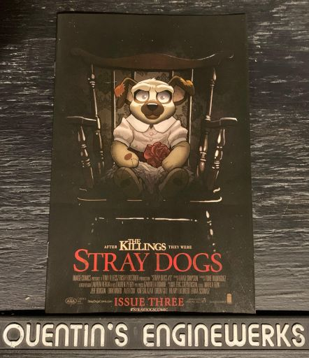 , REVIEW: Stray Dogs #3, The Indie Comix Dispatch