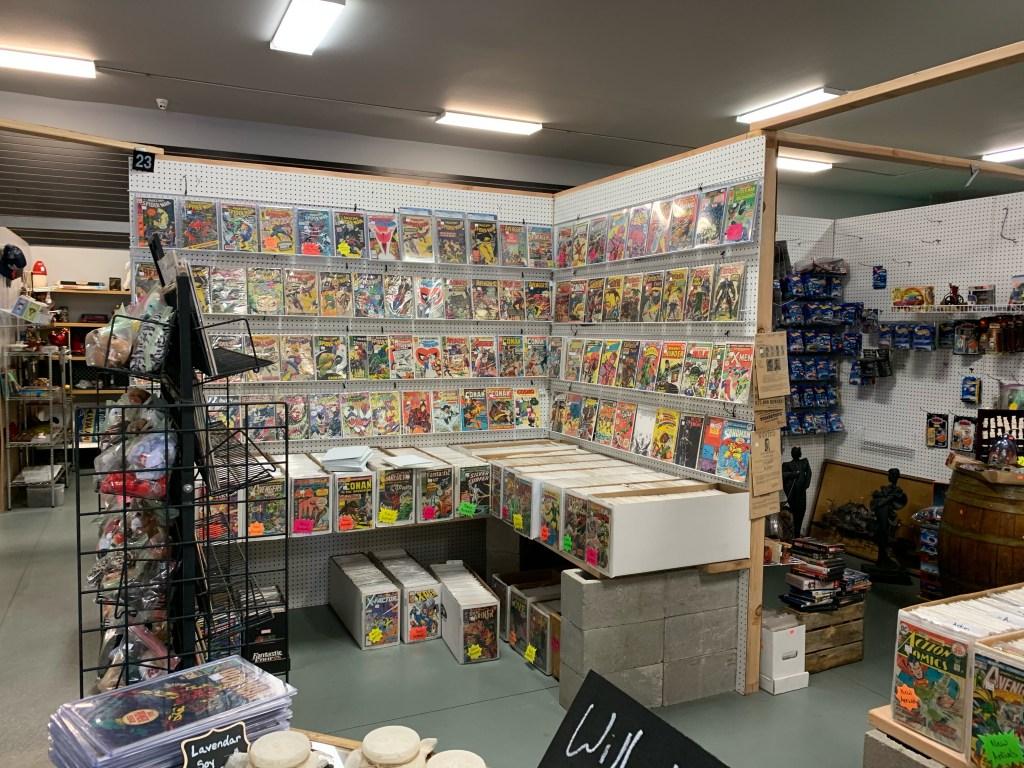 indie comic news, Vendor Con 2021, The Indie Comix Dispatch