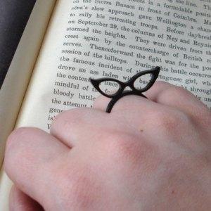 glassesfinger