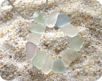 sea glass ornament 9