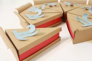 Pi Day Pie Boxes