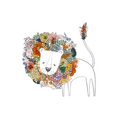 Lion Flowers ChipmunkCheeks