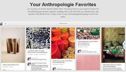 AnthroFave on Pinterest