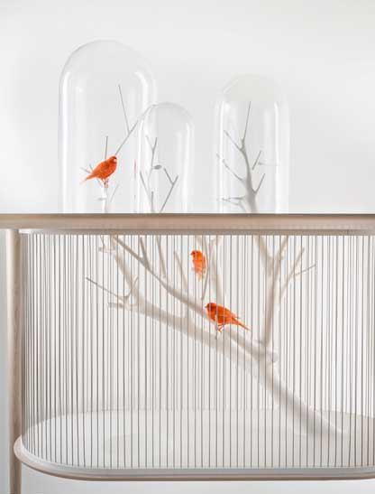 Birdcage Desk