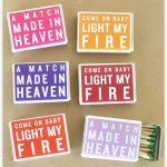 Free Printable – Valentines Matchboxes