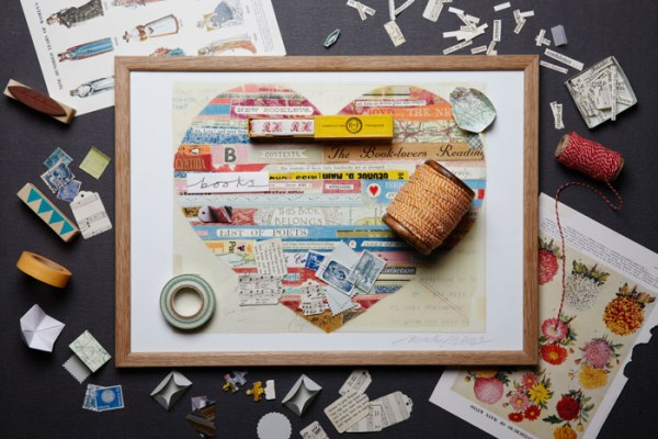 some craft ideas paper collage ecourse crafts 2971